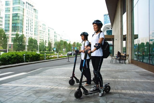 Auto vervangen voor de e-step: gezondheidsvoordelen